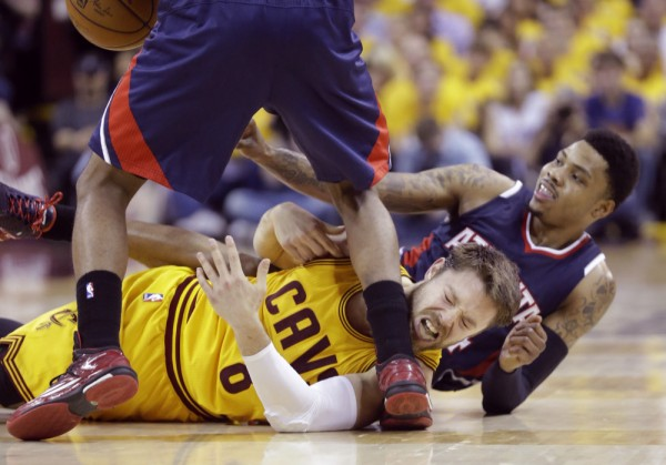 Relentless vs. Dirty: Drawing the Line on Matthew Dellavedova