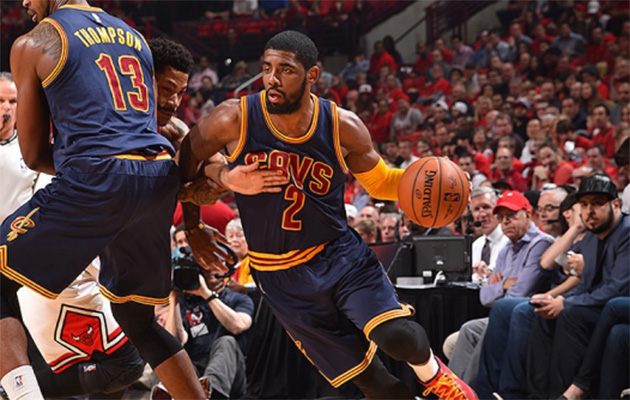 David Blatt: 'Kyrie Has Been Playing Hurt'