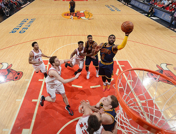 Cleveland Cavaliers vs. Chicago Bulls Game 3 Recap: Cavs Drop Game 3 in Heartbreaking Fashion