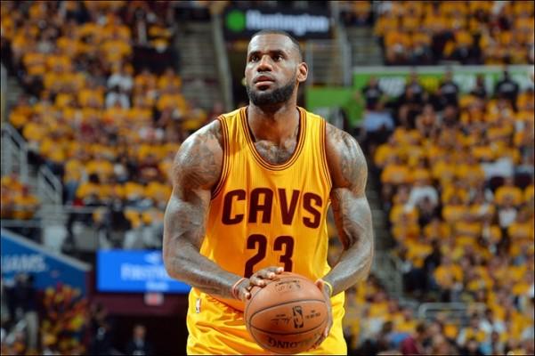 Cleveland Cavaliers vs. Atlanta Hawks Game 3 Recap: It's Good To Be King