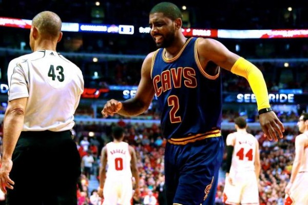 Cavs News: Kyrie Irving (Knee) Game-Time Decision for Game 1
