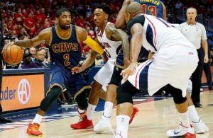 Cavs News: Kyrie Irving Aggravates Left Knee, Probable for Game 2