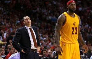 David Blatt: 'LeBron James Has the Highest Basketball IQ I've Ever Seen'