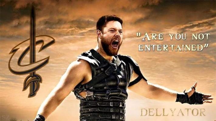 Matthew Dellavedova Gladiator