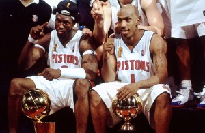 Detroit Pistons NBA Championship