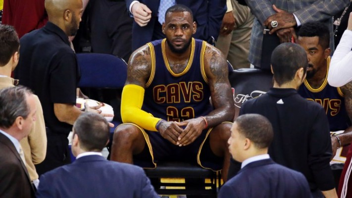 Would Another NBA Finals Loss Tarnish LeBron's Legacy?