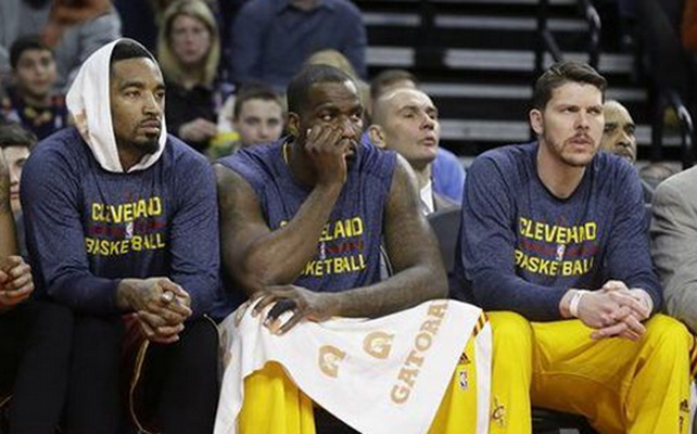 Cavs Rumors: Cavaliers Veterans Reportedly Upset with David Blatt's Use of the Bench