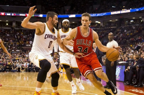 Mike Dunleavy vs. Cleveland Cav
