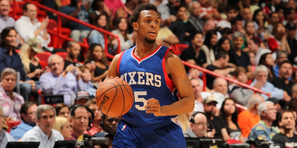 Ishmael Smith - Philadelphia 76ers