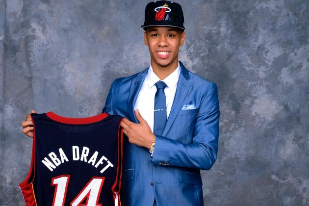 Shabazz Napier Draft of the Miami Heat