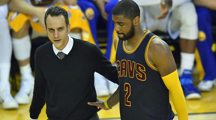 Cavs News: Kyrie Irving Out 3-4 Months With Fractured Left Knee Cap