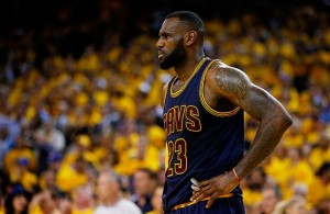 Win or Lose, LeBron Deserves to be Finals MVP