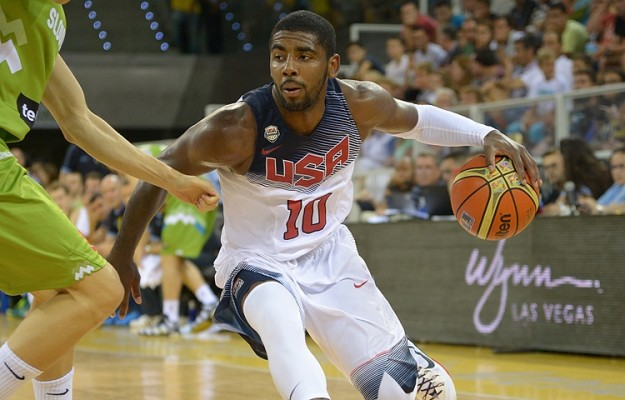 Kyrie Irving Team USA