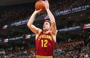 Joe Harris of the Cleveland Cavaliers