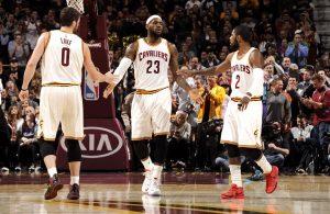 Charlotte Hornets v Cleveland Cavaliers