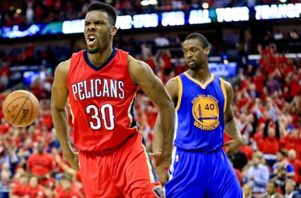 Norris Cole of the New Orleans Pelicans