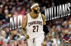 Mo Williams back on the Cleveland Cavaliers
