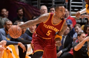 J.R. Smith vs. Los Angeles Lakers on January 15, 2015