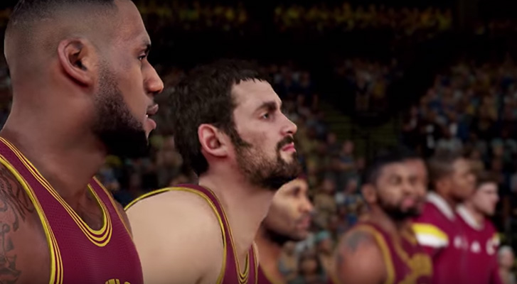 Video: Official NBA 2K16 Extended Gameplay Trailer Released
