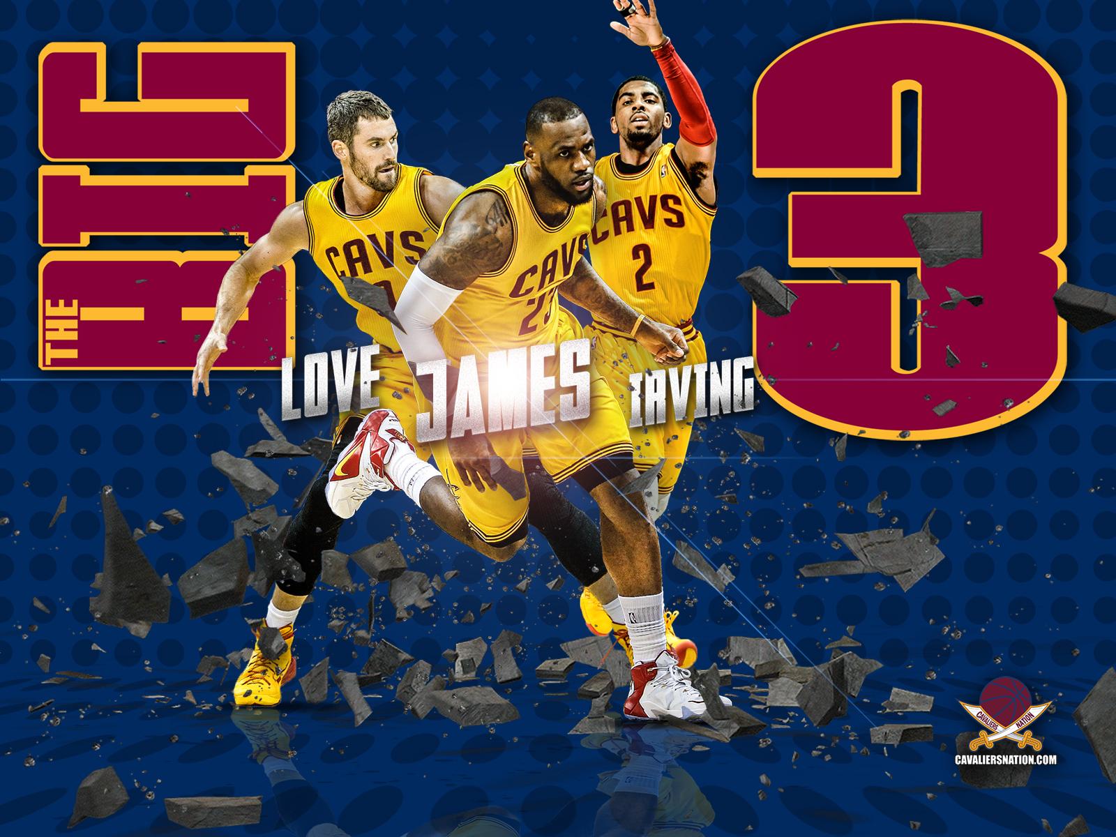 The Big 3 Wallpaper