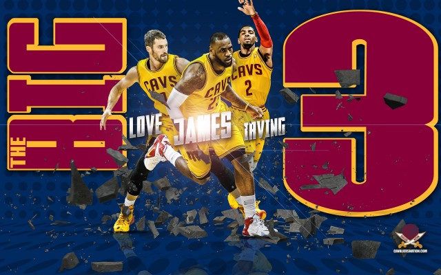 Cavs Big 3 Wallpaper