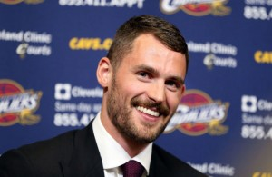 Kevin Love Expected to Sign New Sneaker Deal With Nike