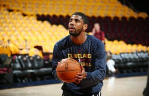 Cavs Rumors: Kyrie Irving Already Running on Surgically-Repaired Knee