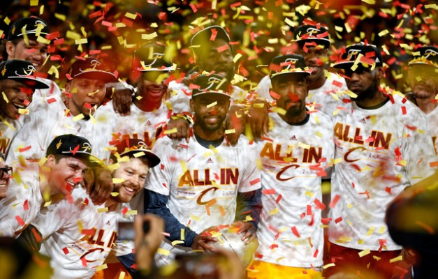 ESPN Predicts Cleveland Cavaliers as 2015-16 NBA Champions ...