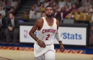 Kyrie Irving NBA 2K16