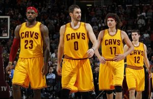 ESPN Picks Cavs as Most Likely Team to Be Eastern Conference Champs