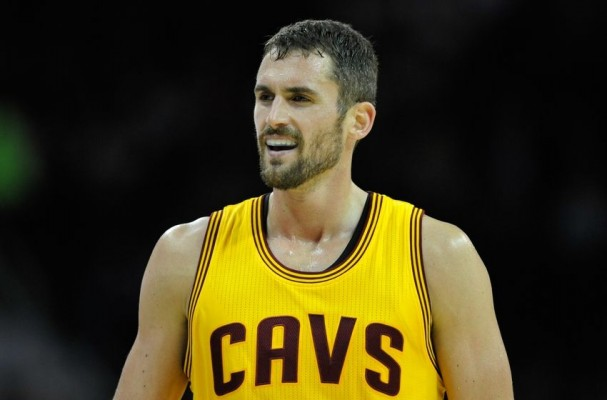 Kevin Love Cavaliers