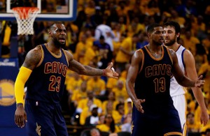 Cavs Rumors: LeBron Not Pressuring Cavs to Re-Sign Tristan Thompson