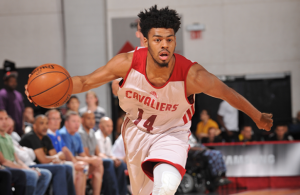 Quinn Cook of the Cavs