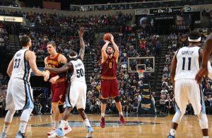 Cleveland Cavaliers vs. Memphis Grizzlies Game Recap: Cavs Rout Grizzlies in 106-76 Win