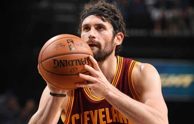 LeBron James: Kevin Love's Going to Be the Focal Point for Us Offensively