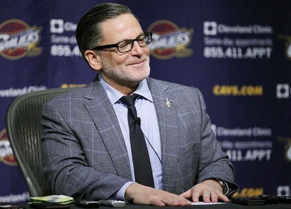 Dan Gilbert on Money Spent for Cavaliers' Core: 'We're All In'
