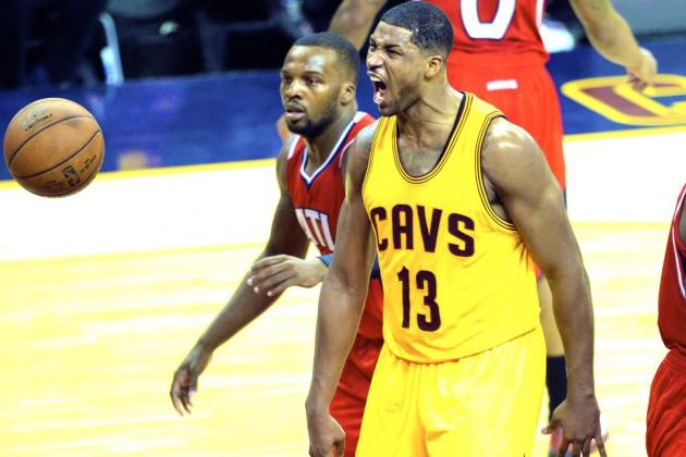 Tristan Thompson Agrees to Five-Year, $82M Extension
