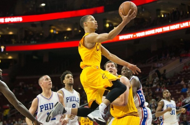 Jared Cunningham Cleveland Cavaliers