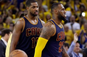 LeBron James on Tristan Thompson Situation: 'We Have a Distraction Right Now'