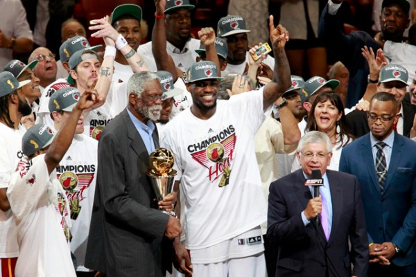 Miami Heat 2010-11 champions