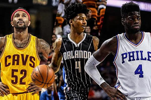 Mo Williams, Elfrid Payton, Nerlens Noel