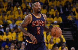 J.R. Smith Indiana Pacers