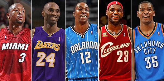 LeBron James All-NBA