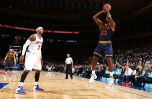 Cleveland Cavaliers vs. New York Knicks Game Recap: Mr. Fourth Quarter
