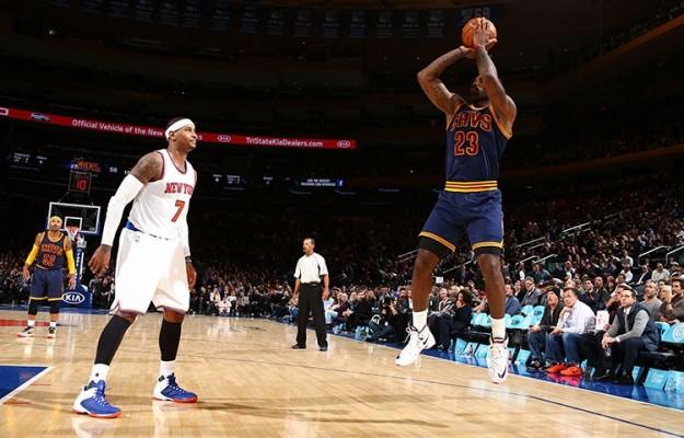 Cleveland Cavaliers vs. New York Knicks Game Recap: Mr. Fourth Quarter