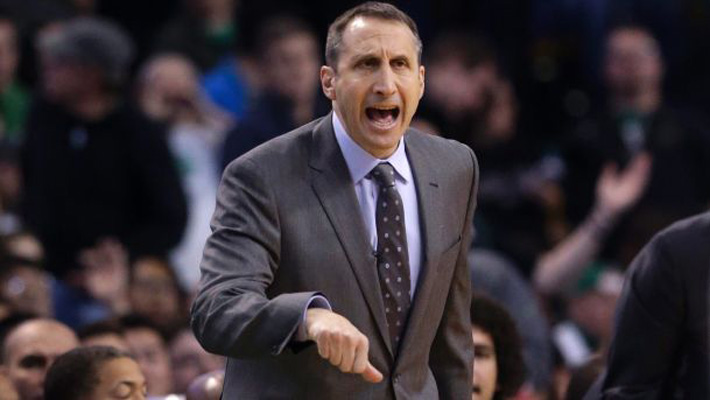David Blatt Criticizes Recent Play of Cavaliers in Film Session