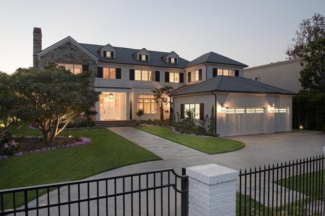 LeBron's Los Angeles Home