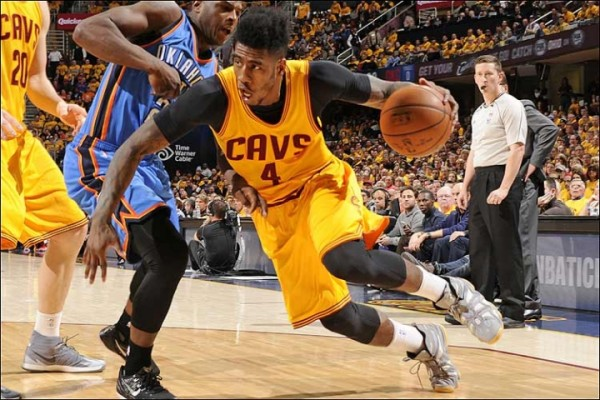 Iman Shumpert vs. Oklahoma City Thunder