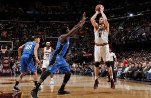 Kevin Love vs. Orlando Magic on November 23, 2015