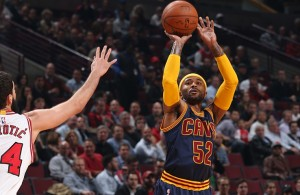 Mo Williams vs. Chicago Bulls on October 27, 2015